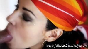 Fellucia Blow Plays The Gypsy