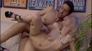Blonde wants to be fucked with his German cock