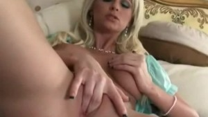 Emily Addison makes a Hot Blonde