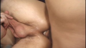 Cocks and dildos in the ass (CLIP)