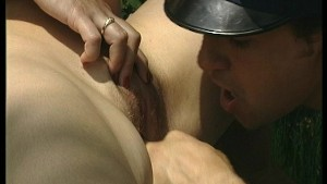 Hot and Kinky Action in a European Villa
