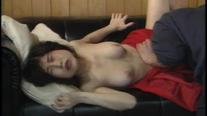 Asian group sex after dinner party