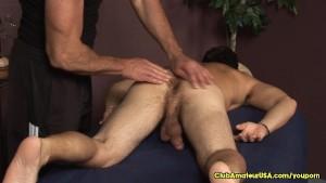 Chad Brock Eats Aris Ass