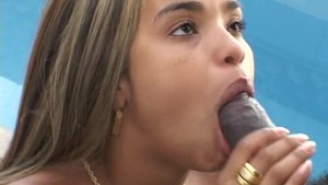 Wild fucking of a tight black ass
