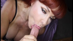 Milf wants to pleasure the cock