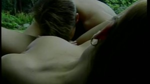 Couple have sex outdoors - Future Works
