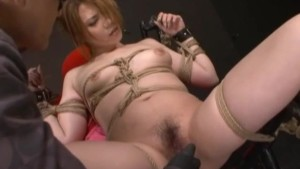 Insane Japanese BDSM Sex - Chihiro Fucking Machines!