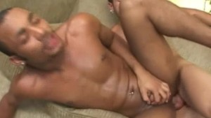 sweet interracial gay fuck