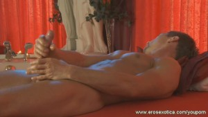 Relaxing Penis Massage