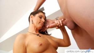 Sexy hardcore mom India Summer