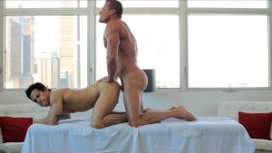 ManRoyale Morning Seduction of Hot Lovers