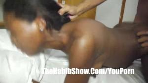 Brazilian Dark skinned mamma FUcked