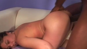 Cute babe excited for big black cock - Black Booty Productions