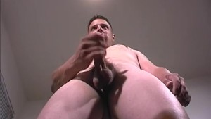 Marty plays with his man meat - CUSTOM BOYS