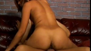 Bisexual threesome on a nice couch - Legend