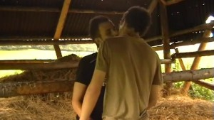 Quickie in the barn - Rainbow Media