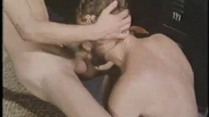 Vintage Bear Hunks Fucking In Locker-Room - The French Connection