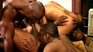 Black Group Sex