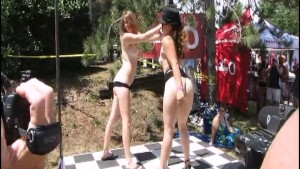 Nudes a Poppin Festival in Roselawn Indiana Summer 2012