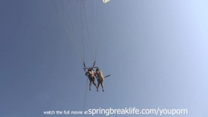 Naked Parasailing Real Hot Sexy Teen Blondes Daytime Beach