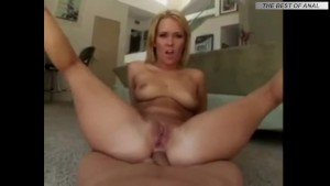 The best of Anal 41 a huge cock in a tight ass