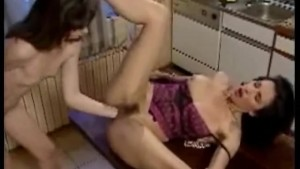 rough anal fisting lesson