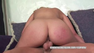 Blonde slut Katie Summers gets her wet twat dicked hard