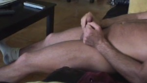 Muscled up and jacking off - Twisty's