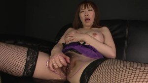 2 Guys cum on japanese girl as she squirts - Dreamroom Productions