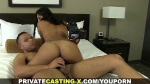 Private Casting X - First-timer with sex potential