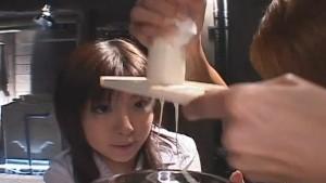 Hot Japanese girls bound and punished