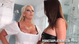 Alura Jenson in Teaching Taylor a Lesson