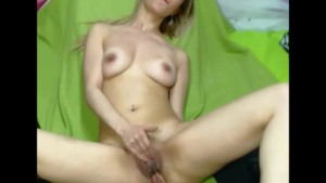 Sexy Cam Girl – Anal Masturbation And Clit Rubbing