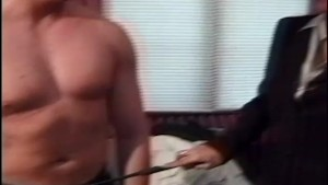White Dude Gets Ass-Spanked - Vixen PIctures