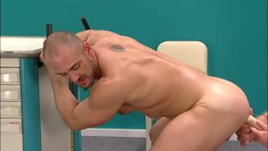 Muscles studs anal play - Hot House