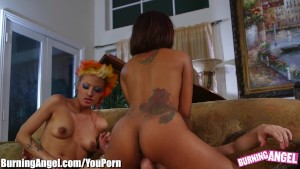 BurningAngel Skin Diamond 69ing 3Some