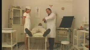 Clinic Nurse Sucks On Patients Cock