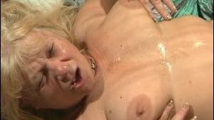 Fat grannies having hot group sex