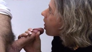 Boss gets employees to fuck her - Java Productions
