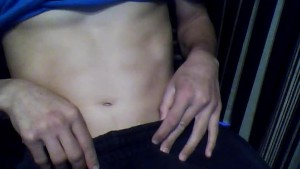 Very Sweet Handsome Boy With Big Cock Cums On Cam, Hot Bubble Ass