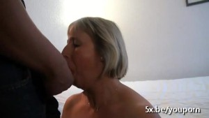 French mature Nelly analfucked