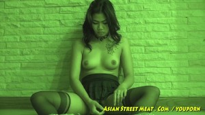 Fresh Clean Thai Girl With Jiggly Titties
