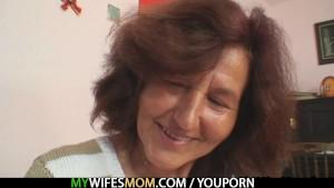 She fucks her daughter's boyfriend