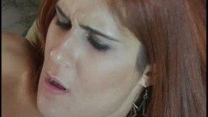 She Takes A Big Load To Her Face - Trans Sex Films