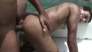 Sexy Gay Latino Men Hardcore Bareback Sex