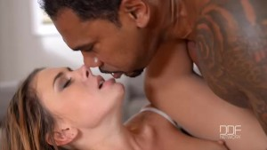 Ani BlackFox takes Franco Roccaforte s monster cock in her ass