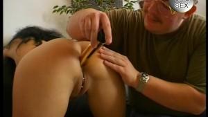 Fingering Her Butt - Julia Reaves