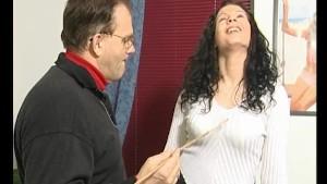 Spanking For The Naughty Girl- Julia Reaves