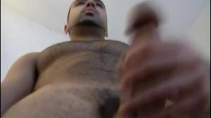 My neighbour made a porn: watch his bog arab cock hard!