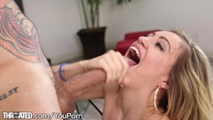 Throated Lyra Louvel Is Not Your Typical Gal